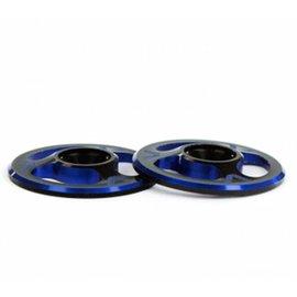 Avid RC AV1060-DBLU Triad Wing Buttons Dual Black / Blue M3 (2)