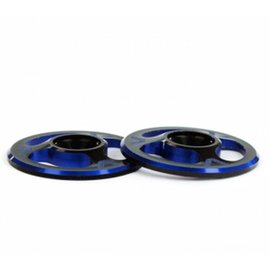 Avid RC Triad Wing Buttons Dual Black / Blue M3 (2)