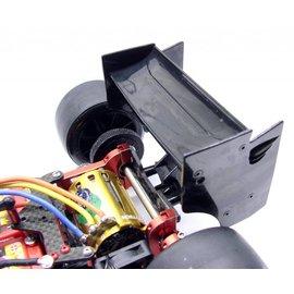 Tamiya CLN1580  F1 Rear Wing-Adj Dual Element