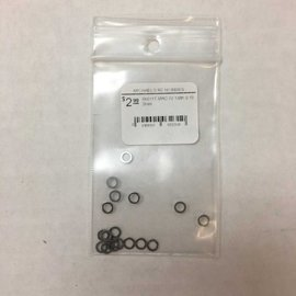 Michaels RC Hobbies Products MRC.10SHIM 1/8th 0.10 Shim (20)