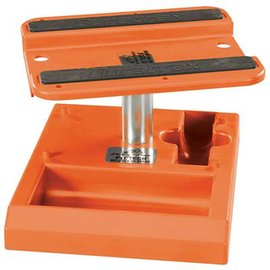 Duratrax Orange Pit Tech Deluxe Car Stand