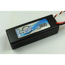 SMC SMC3660-6S1PD True Spec Premium 22.2V 3600mAh 60C LIpo w/Deans Plug