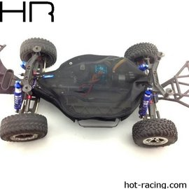 HOT RACE Chassis Dirt Guard Cover, 4X4 Slash