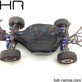 HOT RACING HRASLF16C06  Chassis Dirt Guard Cover, 4X4 Slash