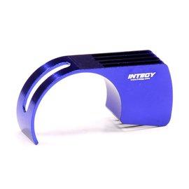 Blue 5 Fin Motor Heatsink For 540 & 550 Size Motors