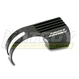 Integy 2700BLACK 5 Fin Motor Heatsink For 540 & 550 Size Motor