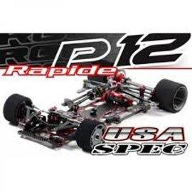 RocheRC USA 151008  Rapide P12-2017 USA Spec 1/12 Competition Car Kit