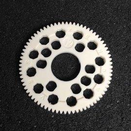 Xenon G64-1072  VSS DD Spur Gear 64P 72T Xenon