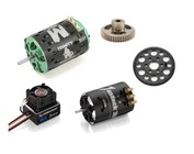 Motors & Speed Controllers