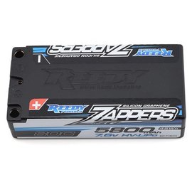 Reedy ASC27323 Reedy Zappers SG 5800mAh 80C 7.6V Lipo Battery, Shorty