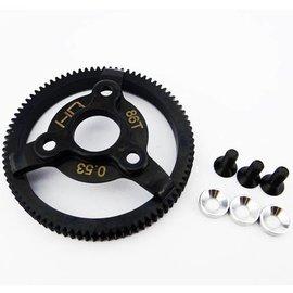 HOT RACE HRASTE886 Steel Spur Gear 48P 86T Stampede