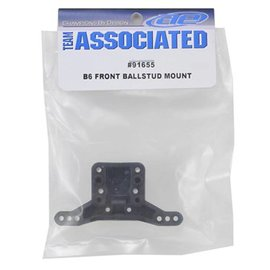 Team Associated ASC91655 B6 Front Ballstud Mount