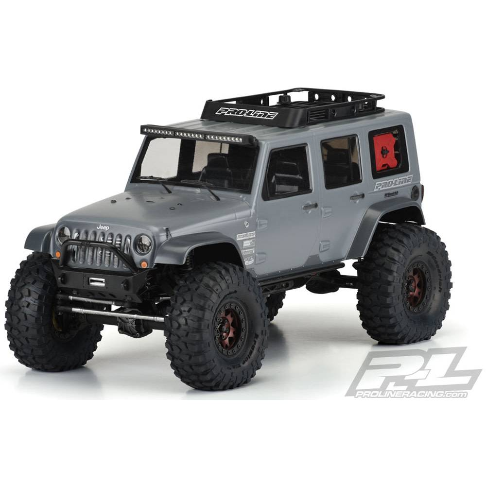 Pro3336 00 Jeep Wrangler Unlimited Rubicon Body 12 3