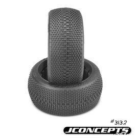 J Concepts JCO3132-0202 Triple Dees O2 1/8 Buggy Tires Medium Compound