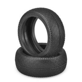 J Concepts JCO3173-01  Teazers 1/8 Buggy Tires, Blue Soft Compound (2)