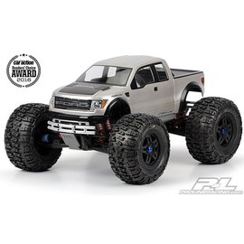 Proline Racing PRO3345-00 Ford F-150 SVT Raptor Clear Body