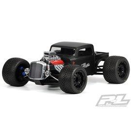 Proline Racing PRO3410-00 Rat Rod Clear Body