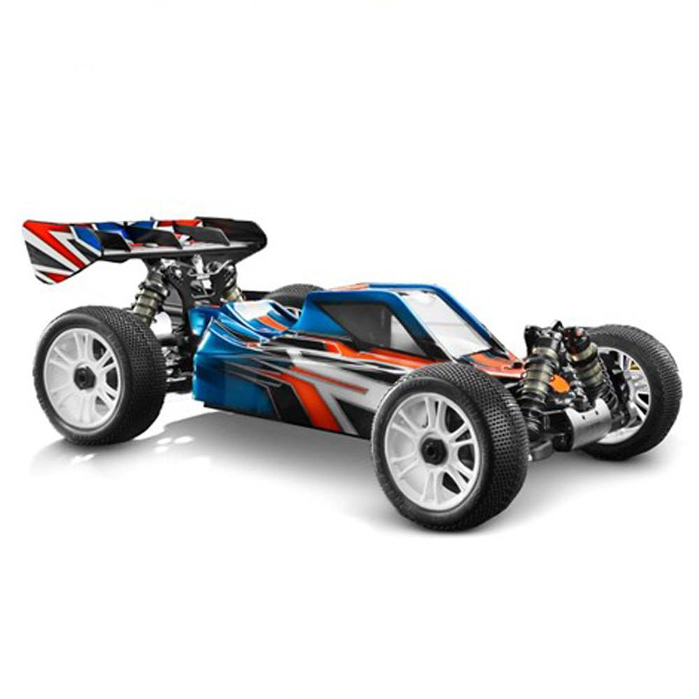 Xray XRA350155 XB8E 2018 Spec Luxury 1/8 Electric Off-Road Buggy Kit ...