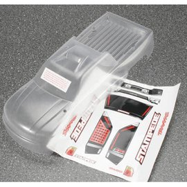 Traxxas TRA3617 Stampede Clear Body