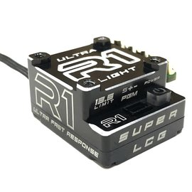 R1wurks R1LCG80  R1 Wurks Super LCG 80A brushless speed controller