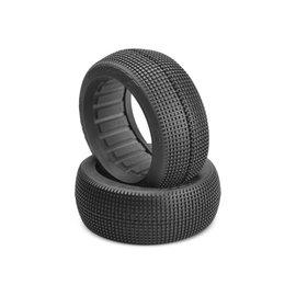 J Concepts JCO3121-01 Reflex 1/8 Buggy Tires Blue Soft Compound (2)