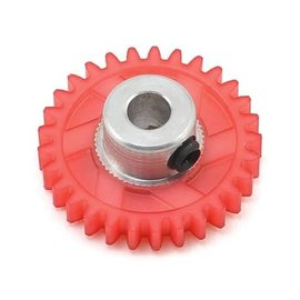 175RC 175-10029  29T Red Polypro Hybrid 48P Pinion Gear (3.17mm Bore)