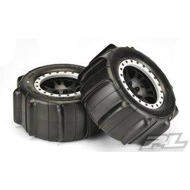 Proline Racing PRO10146-13 Sling Shot Pro-Loc Impulse Mounted Tires
