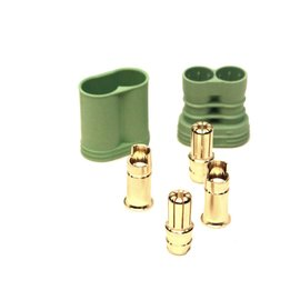 Castle Creations CSE011-0053-00  CC Polarized Bullet Connector 6.5mm