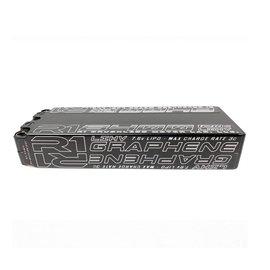 R1wurks R184002S120C R1 8400mAh 120C 7.6v 2S LiHV Graphene Lipo Battery