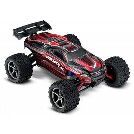 Traxxas TRA71076-3 RED 1/16 E-Revo VXL TSM 4WD RTR