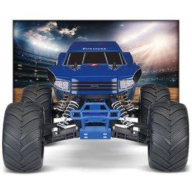 "Traxxas TRA36084-1 ""Bigfoot"" 1/10 RTR Monster Truck Firestone"