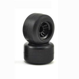 Gravity RC LLC GRC139R  G-Spec F1, Pre Glued Rear Tire set (2)