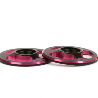 Avid RC AV1060-DRED  Triad Wing Buttons Dual Black / Red M3 (2)