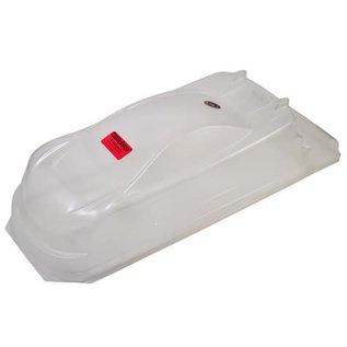 Bittydesign BDYTC-190JP8 Bittydesign JP8 1/10 Touring Car Body (Clear) (190mm) (Light Weight)