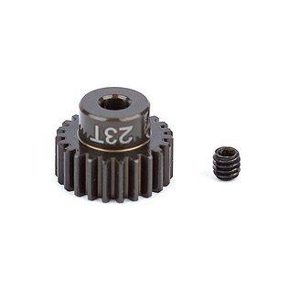 Team Associated ASC1341 FT Aluminum Pinion Gear, 23T 48P, 1/8 shaft