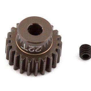 Team Associated ASC1340 FT Aluminum Pinion Gear, 22T 48P, 1/8 shaft
