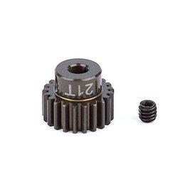 Team Associated ASC1339 FT Aluminum Pinion Gear, 21T 48P, 1/8 shaft