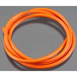 TQ Wire TQW1130  10 Gauge Super Flexible Wire- Orange 3'