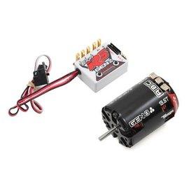 Tekin TT2735   13.5T RS Gen2 Sensored Brushless ESC/Gen3 Motor Combo