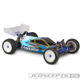 J Concepts JCO0341L P2 LIghtwieght B6.1 High Speed Body With Areo Wing