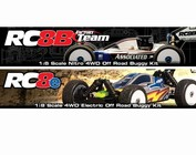 RC8B & RC8Be