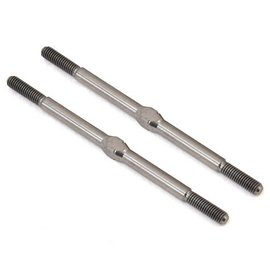Schumacher SCH7319 60mm Titanium Turnbuckle  (2)