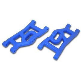 RPM R/C Products RPM80495 Blue Front A-Arms Nitro Rustler/Stampede, Sport