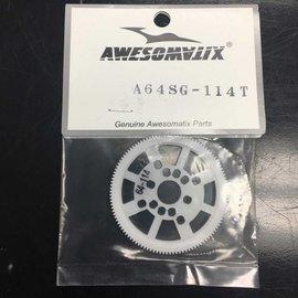 Awesomatix A64SG-114  114T 64p Spur Gear
