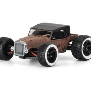 Proline Racing PRO3396-00 Rat Rod Clear Body for 1:16 E-Revo