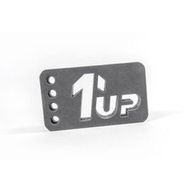 1UP Racing 1UP160201 Foam Car Stand 1/10 On-Road Gray