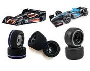 1:10 On-road Pan Car & F1 Tires