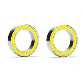 Avid RC 6700-2RS  10x15x4 MM Rubber Bearings (2)
