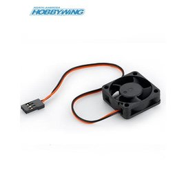 Hobbywing HWI30860200 3510SH-5V Black A Cooling Fan, for Quicrun 8BL150 and Ezrun Max6
