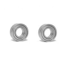 Avid RC 3x6X2.5 MM Metal Bearing (2)